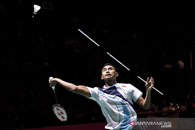 Tommy Sugiarto melaju ke babak kedua China Open