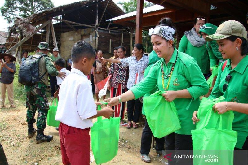 Persit temukan kondisi masyarakat Mentawai masih memprihatinkan