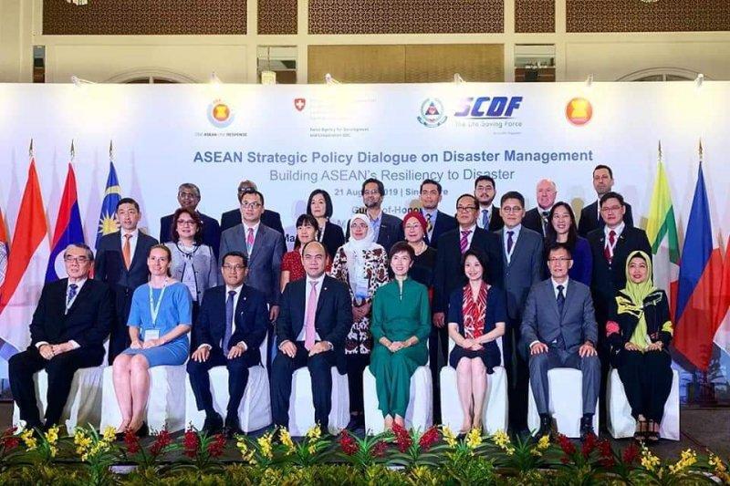 MDMC sampaikan strategi penanggulangan bencana di forum ASEAN