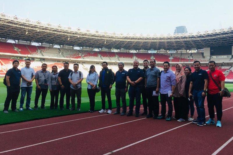 Asosiasi Sepak Bola Malaysia berkunjung ke Indonesia jelang Kualifikasi PD 2022