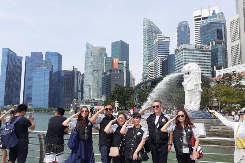 Warga Batam pengguna XL kini bebas biaya roaming internasional di Singapura