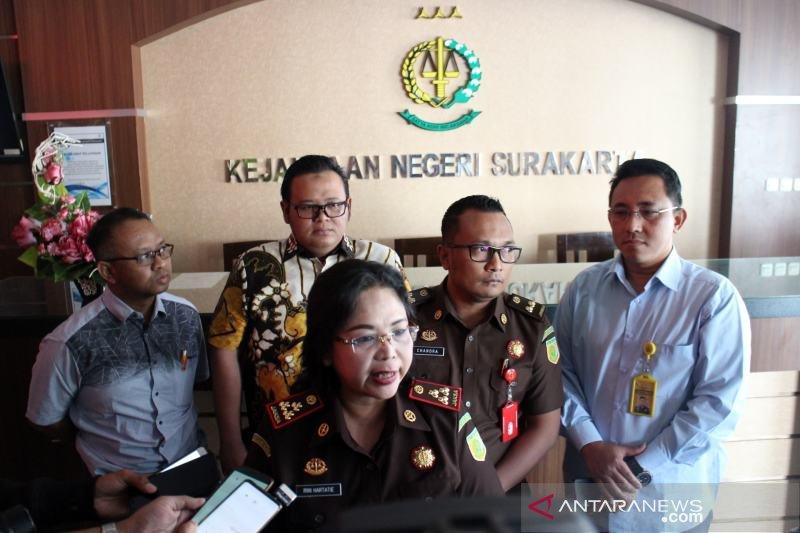 Layanan Kejari Surakarta tak terganggu meski jaksanya tersangka KPK