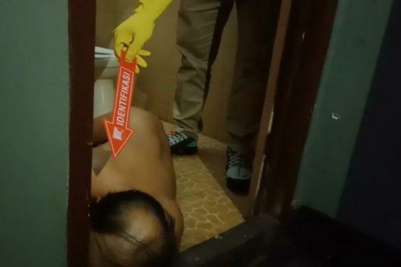 Kepsek di Lombok Timur ditemukan meninggal tanpa busana di kamar mandi hotel