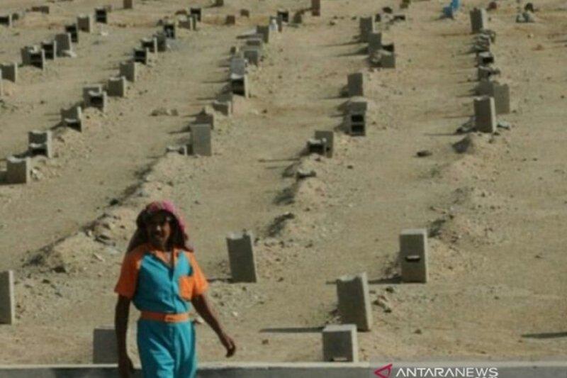 Haji debarkasi Padang yang meninggal di Tanah Suci menjadi 13 orang