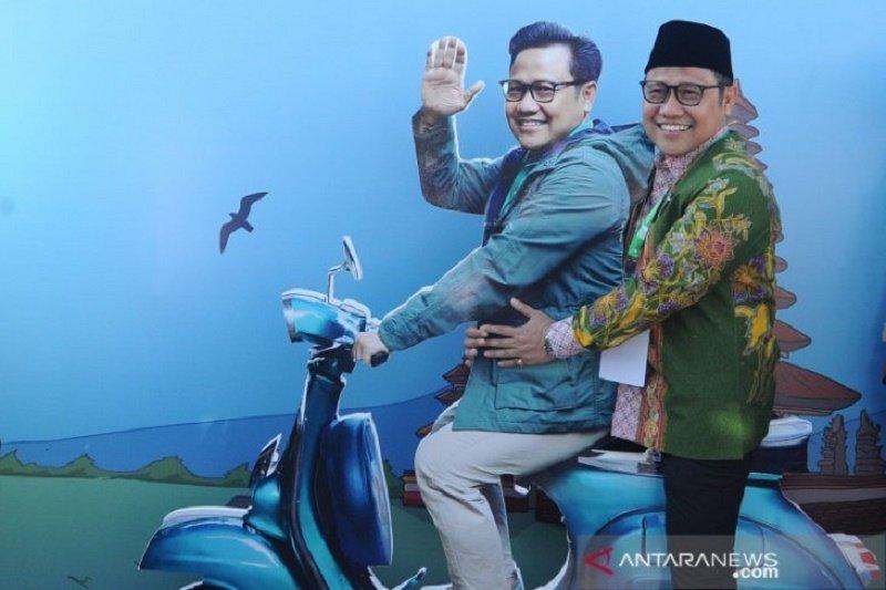 Muhaimin Iskandar terpilih aklamasi pimpin PKB 2019-2024