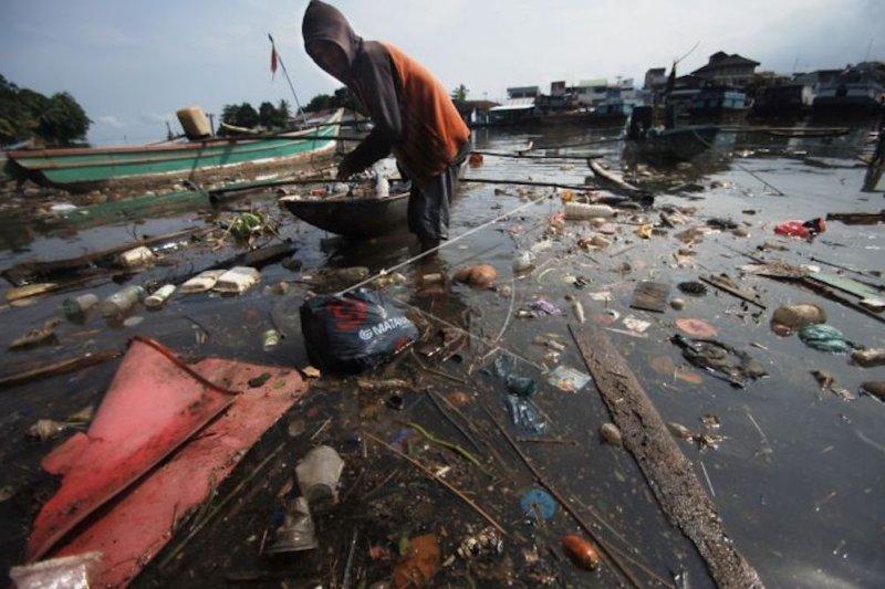 Kondisi Batang Arau, DLH: sungai paling tercemar