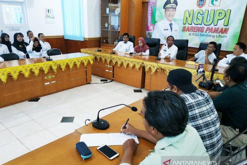 Karhutla berkurang RSJ Sambang Lihum bebas dari serangan kera
