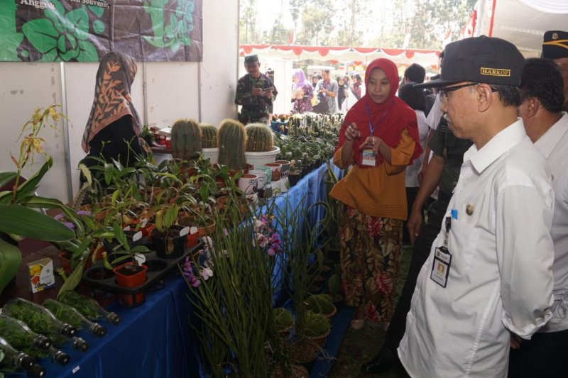 Pasar Rakyat Magelangan berdayakan produk unggulan UMKM