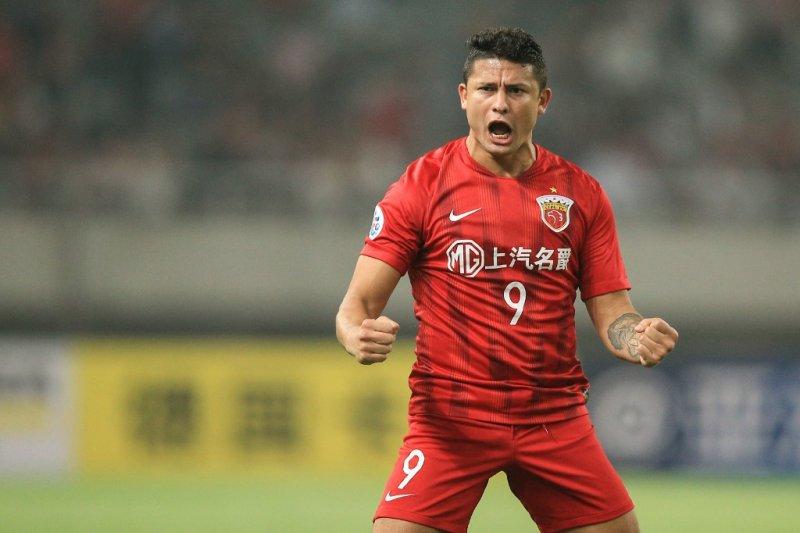Elkeson bertekad antar China ke putaran final Piala Dunia