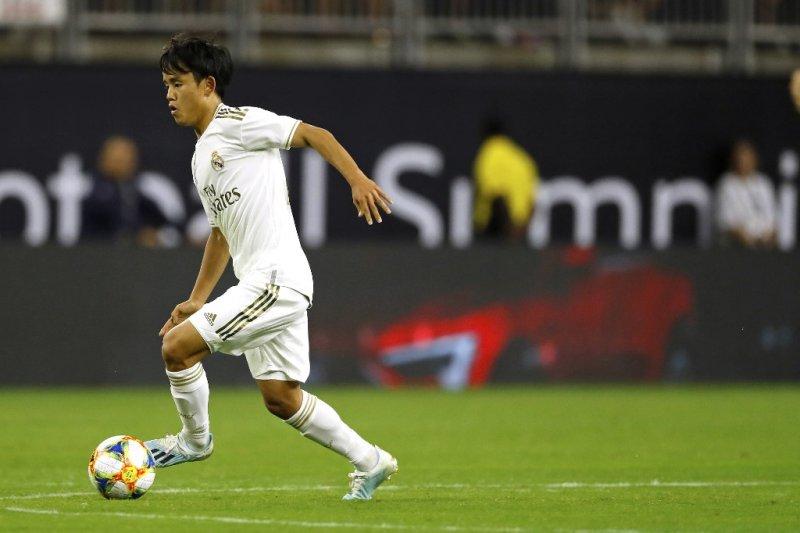 Madrid pinjamkan Kubo kepada Mallorca