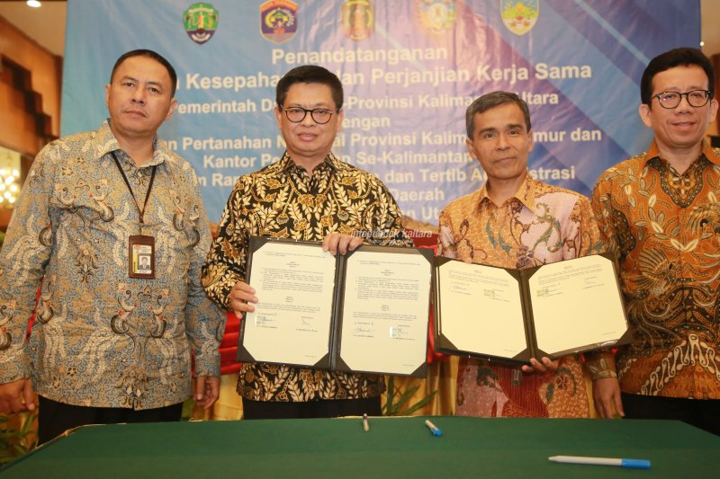 Irianto akan Surati Menteri ATR/BPN