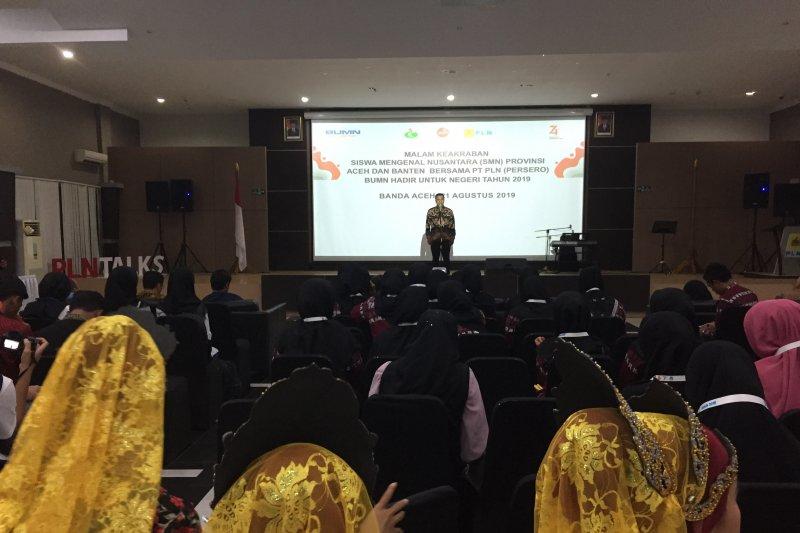 PLN berharap SMN Banten jadi duta Aceh