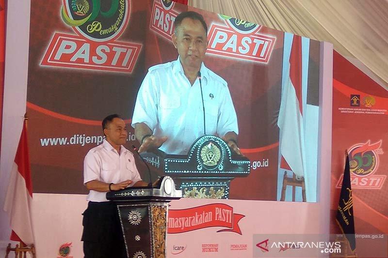 BNN harapkan ada tempat rehabilitasi di Pulau Nusakambangan