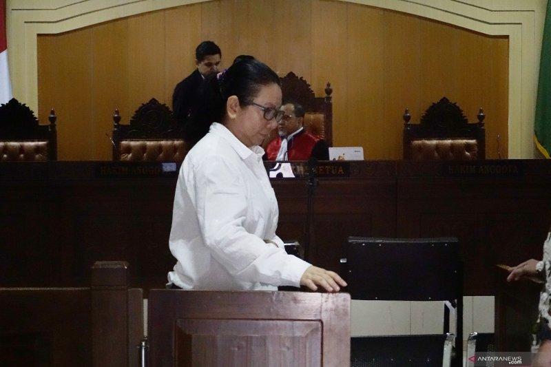 Pengadilan berikan izin berobat terdakwa suap Liliana