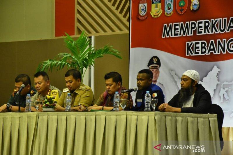 Kapolres dan Dandim Makassar ajak masyarakat jaga keamanan