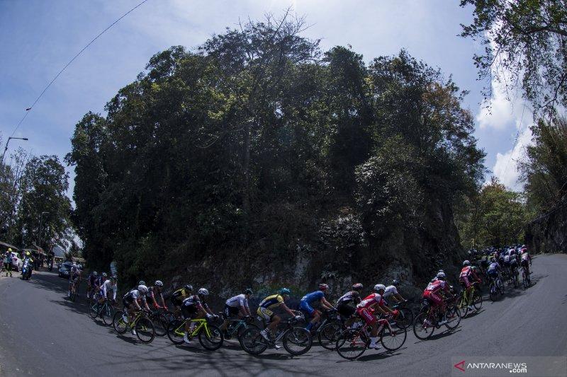 Thomas Lebas juara Bank BRI Tour d'Indonesia 2019