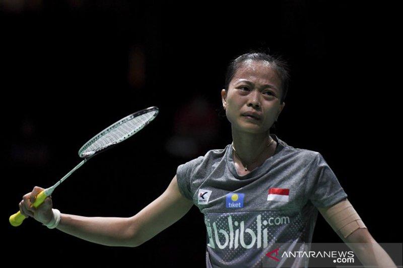 Fitriani tersingkir di babak pertama China Open