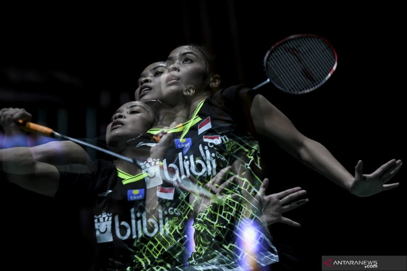Dua Tunggal putri Indonesia terhenti perempat final Chinese Taipei Open