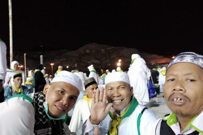 Jamaah haji Sambas lakukan persiapan kembali ke Tanah Air
