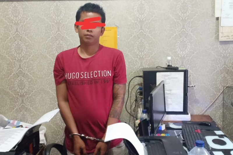 Baru bebas 10 bulan, residivis narkoba di Solok ini kembali ditangkap bawa sabu-sabu