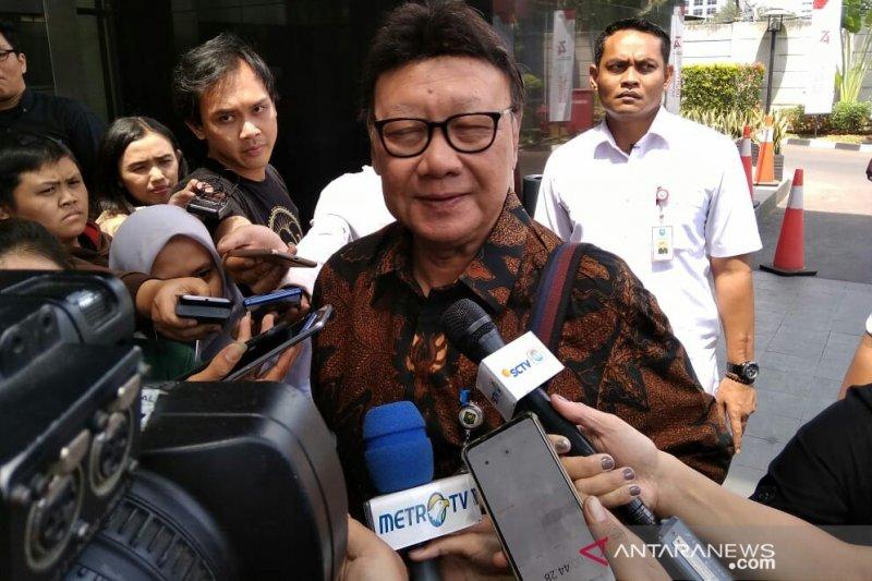 Mendagri minta Gubernur Papua dan Papua Barat temui Khofifah