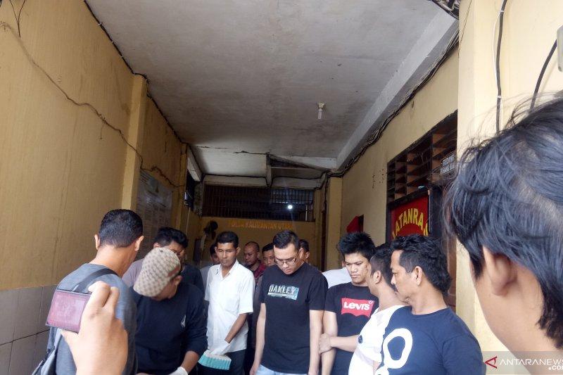 Sembilan tahanan Polres Tarakan urinenya positif mengandung narkoba