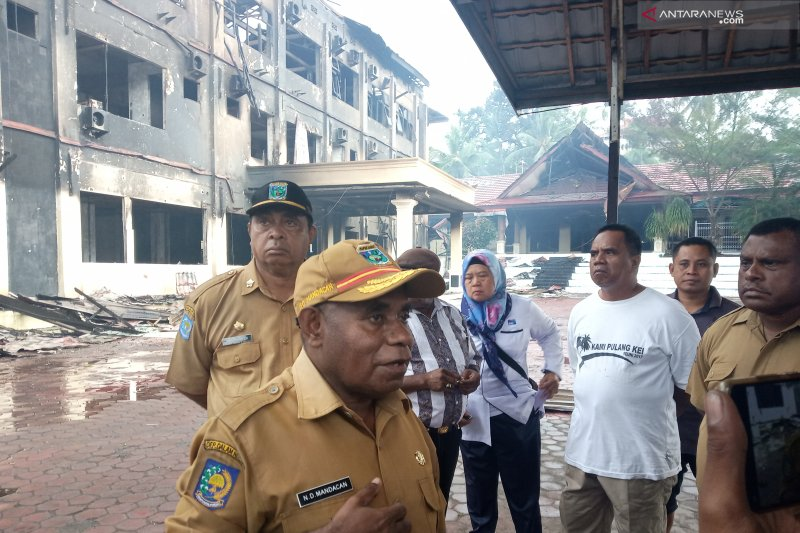 Pemprov segera carikan gedung DPR Papua Barat