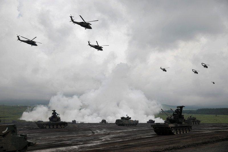 Jepang rencanakan kirim 270 pelaut ke Timur Tengah untuk kawal kapal