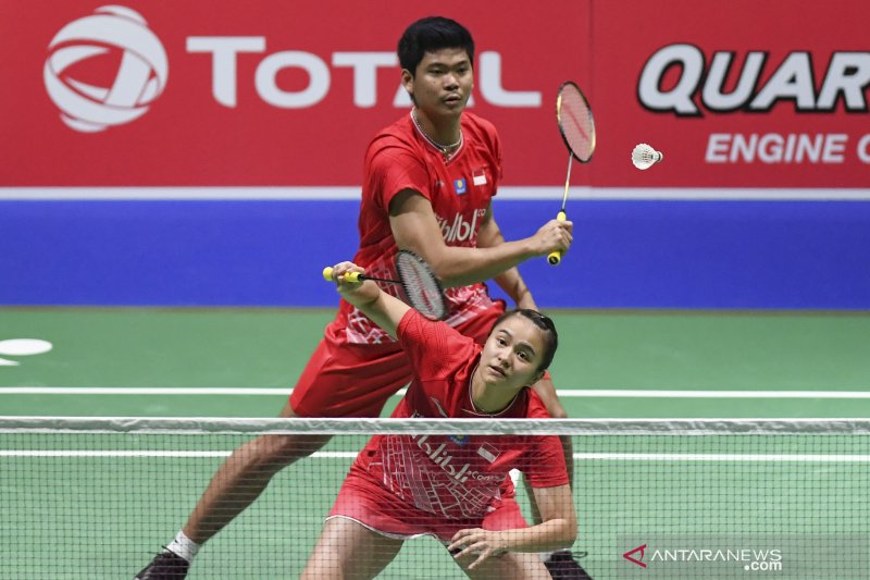 Praveen/ Melati tumbangkan tiga pasangan China sebelum juara