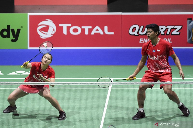 Tiga ganda campuran amankan tiket babak kedua Vietnam Open