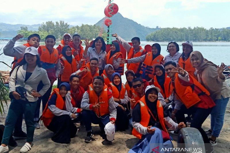 Peserta SMN Sulawesi Selatan kembali ke daerah asalnya