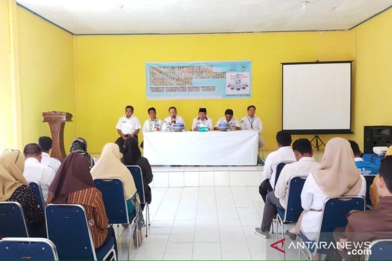 BKKBN gelar orientasi Pencatatan-Pelaporan KKBPK di Buton Tengah