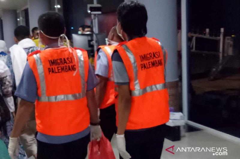 Imigrasi Palembang periksa dokumen 2.600 jamaah haji