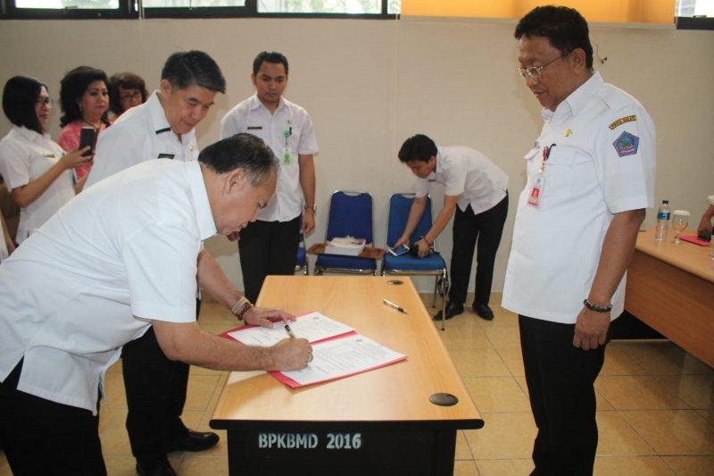 Kepala BKAD Sulawesi Utara diharapkan pertahankan opini WTP