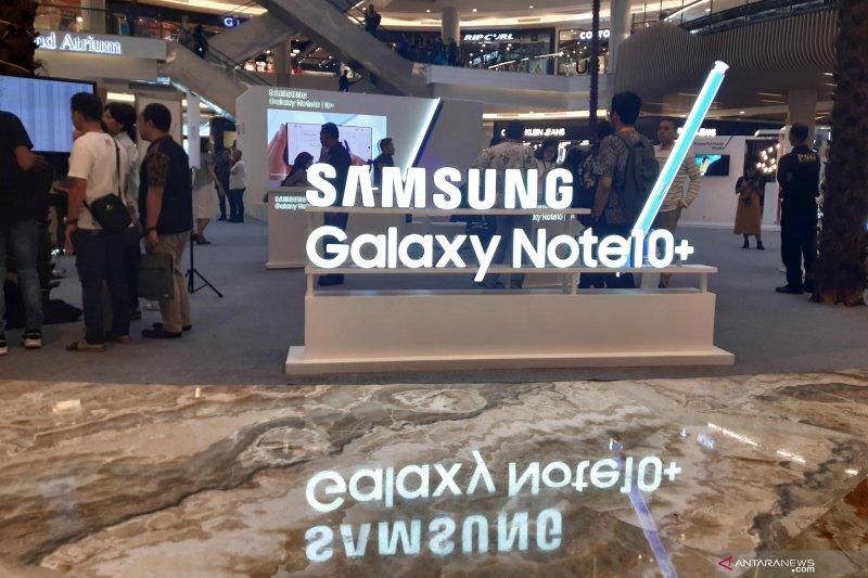 Kemarin,  Samsung Galaxy Note 10 dan 10+ sudah bisa dibeli