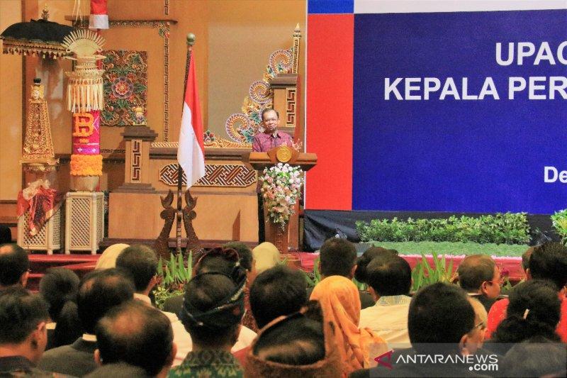 Gubernur Bali mau pertumbuhan ekonomi lebih dinikmati rakyat kecil