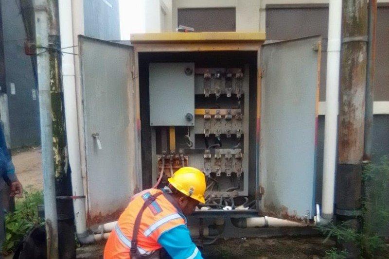 PLN Papua memastikan kondisi listrik aman pascaricuh