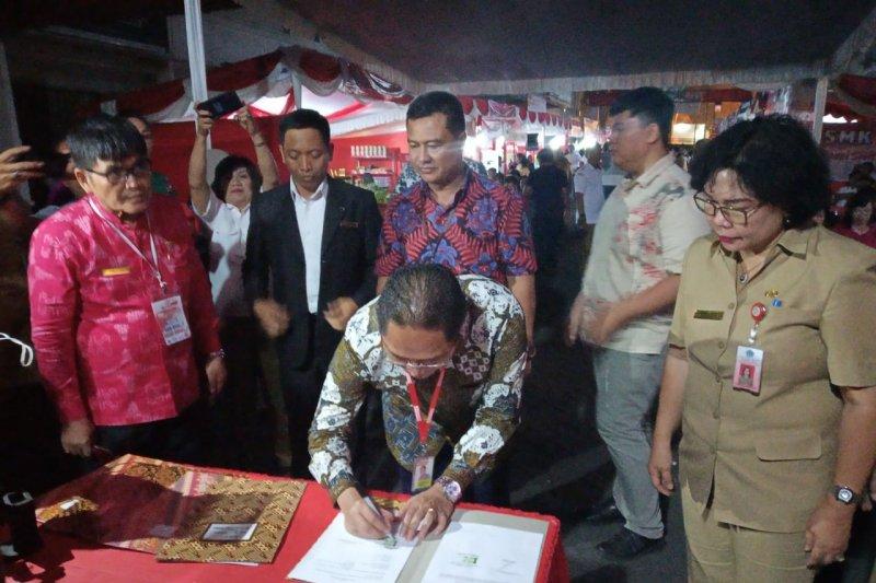 Diknas Sulut-Alfamart mempersiapkan lulusan SMK siap Kerja