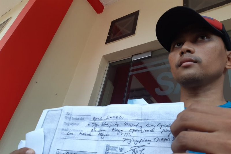 Korban penipuan rekrutmen Satpol PP Kepri melapor ke polisi