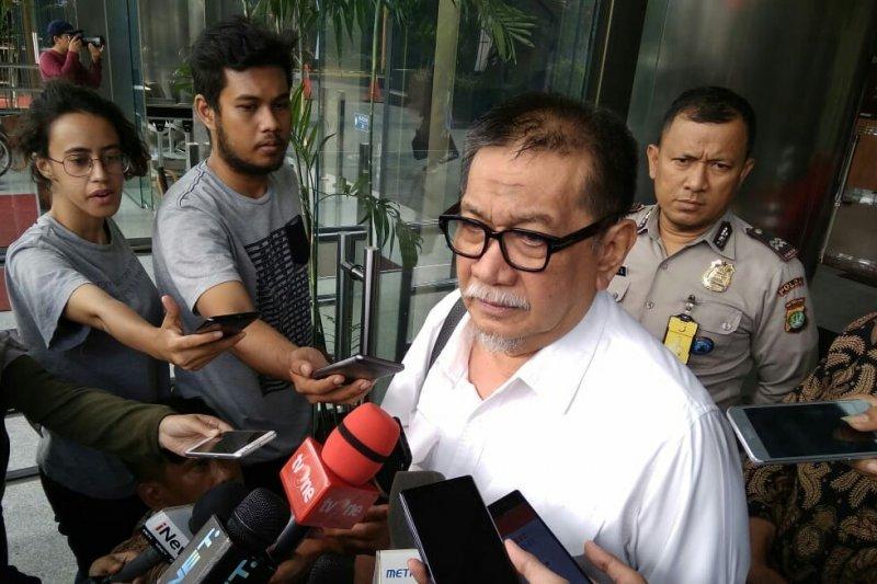 Deddy Mizwar dipanggil KPK terkait rapat perizinan Meikarta