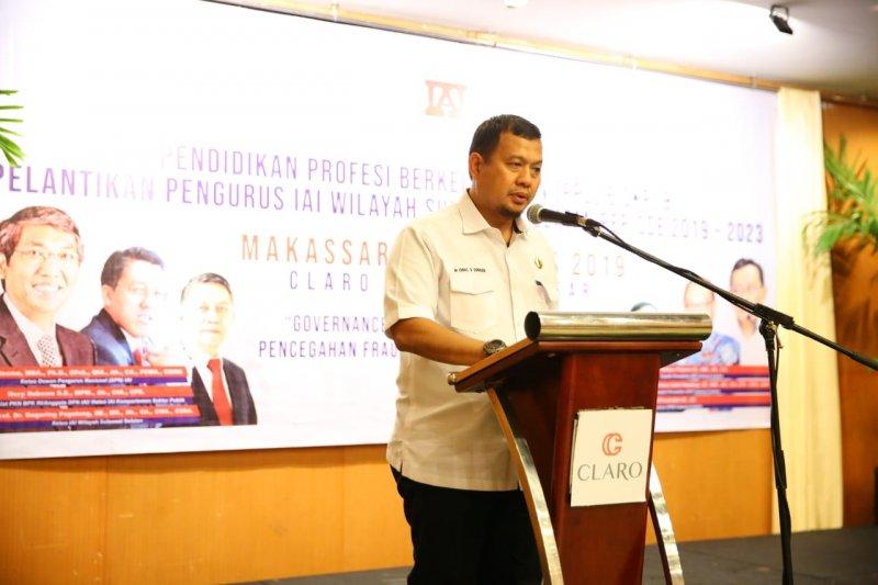 Pemkot Makassar-IAI kerja sama kuatkan sistem pelaporan keuangan