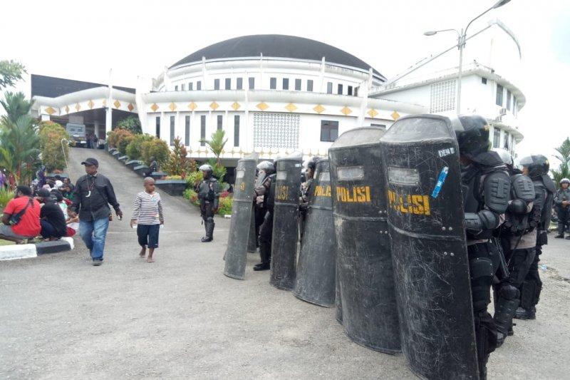 DPRD jadwalkan kembali paripurna LPj Bupati Mimika
