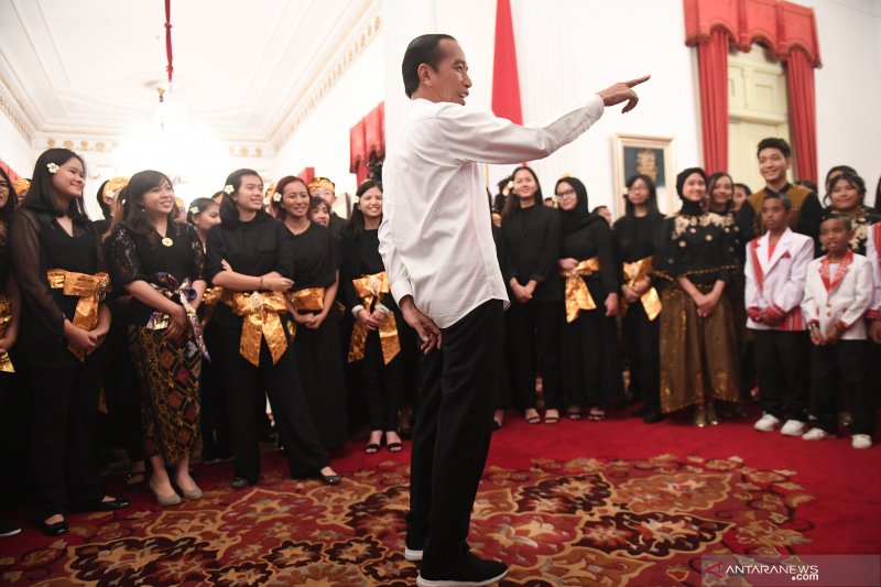 Konser talenta muda Bhinneka Tunggal Ika di Istana Negara