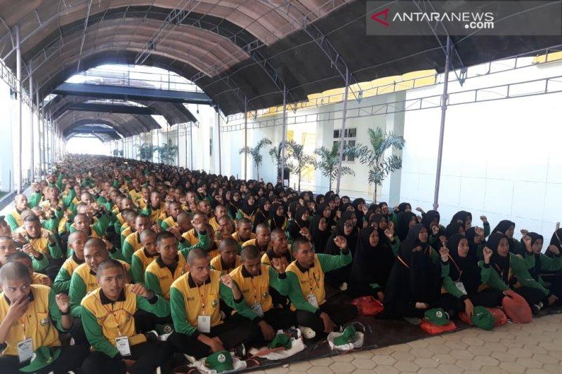 1.530 mahasiswa IAIN ikut pengenalan moderasi beragama