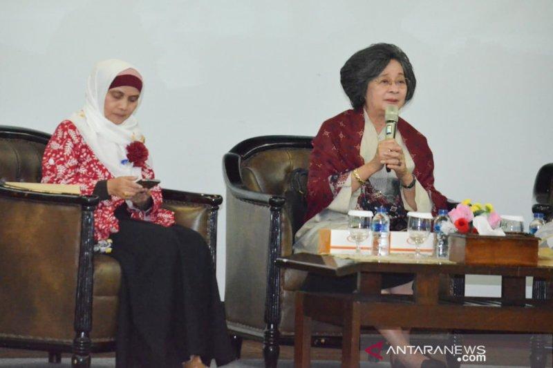 Meutia Hatta: Perempuan adalah pendidik anak yang pertama dan utama