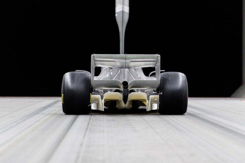 Formula 1 ungkap desain awal  mobil balap musim 2021