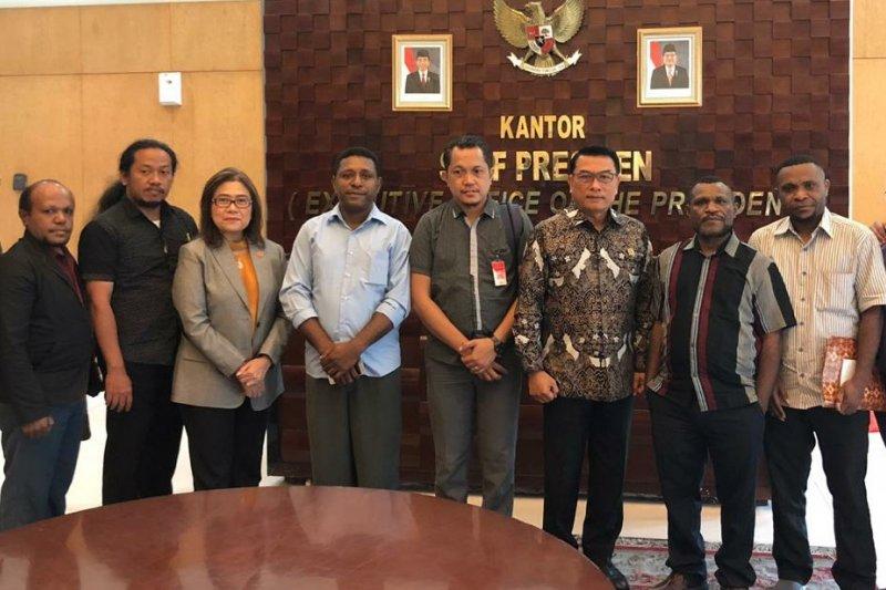 PRD sampaikan resolusi Papua kepada Presiden