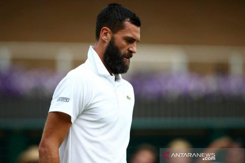 Dua unggulan teratas ke semifinal Winston-Salem Open