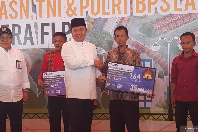 Defisit perumahan di Sumatera  Selatan capai 500.000 unit