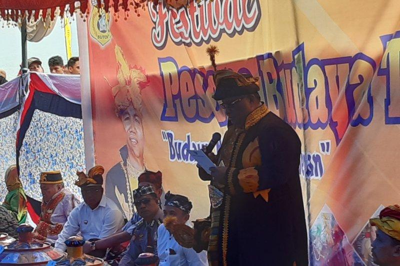 Gubernur: Festival Budaya Buton Tua, Pertahankan Budaya Leluhur